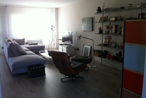 Habitatge, Sarria, Espacios 03